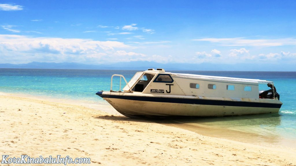 Beach Kota Kinabalu