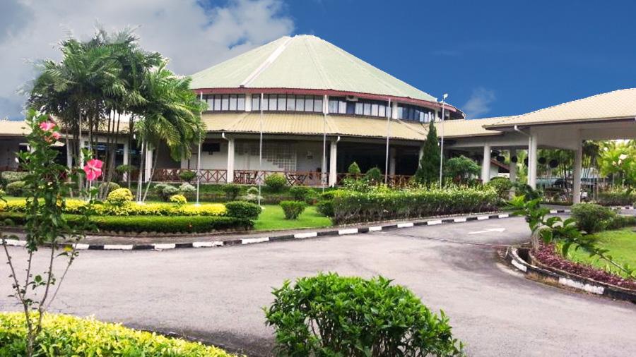 Borneo Paradise Beach Hotel