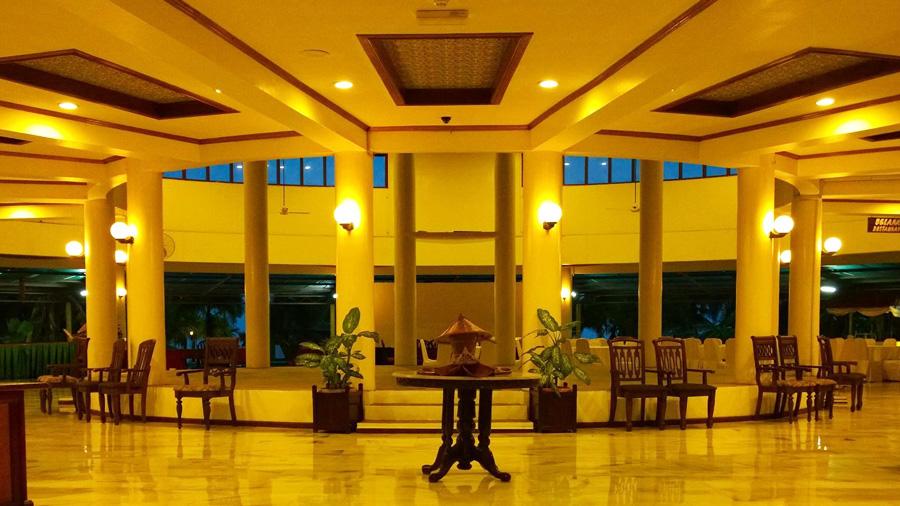 Borneo Paradise beach Hotel-lobby