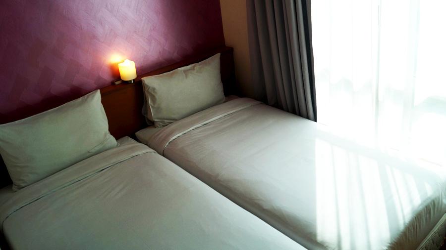 Cititel Express KK Bedroom