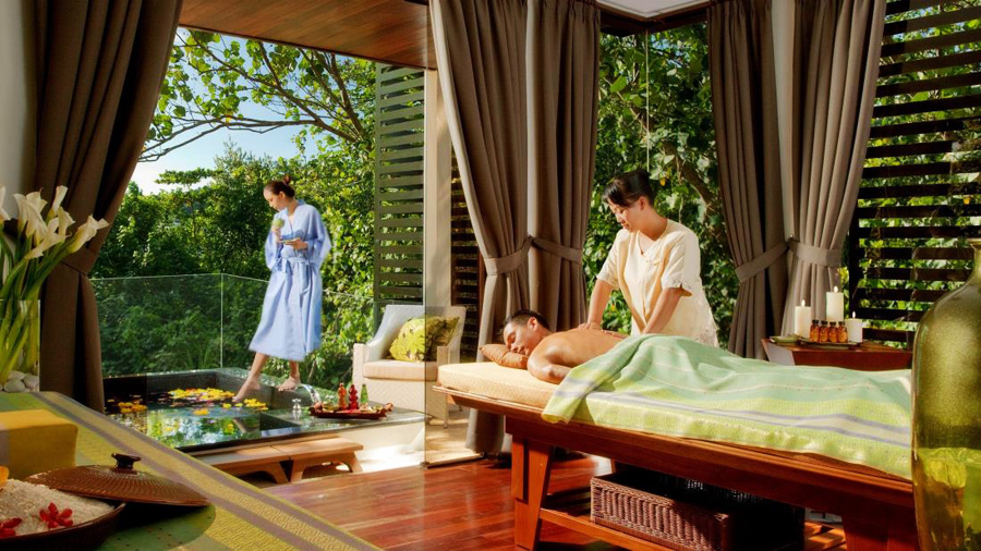 Gaya Island Resort - SPA