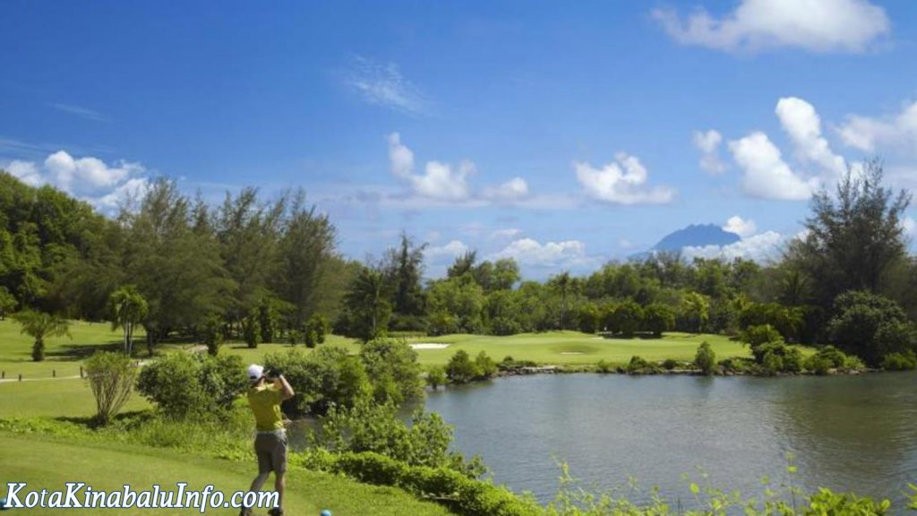 Golf in Kota Kinabalu