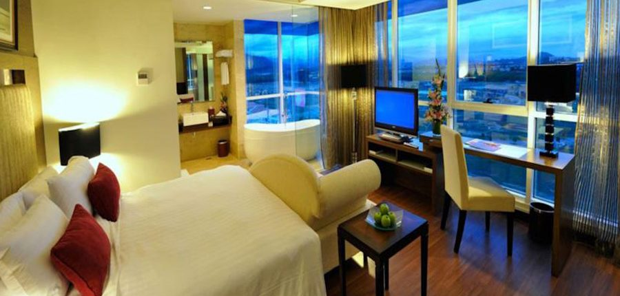 Grand Borneo Hotel - Room with a View