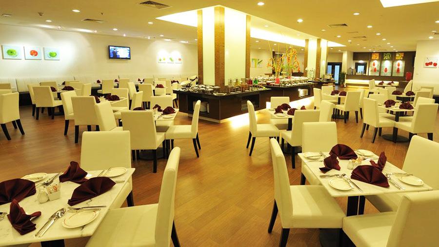 Grand Borneo Hotel-restaurant