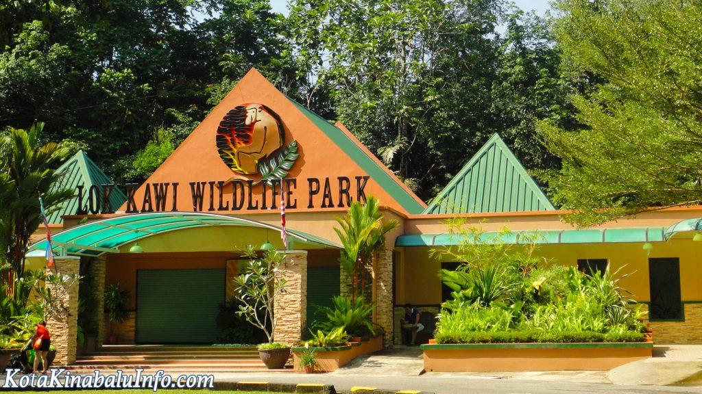Lok Kawi Wild Life Park