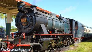 Northern Borneo Railway -1