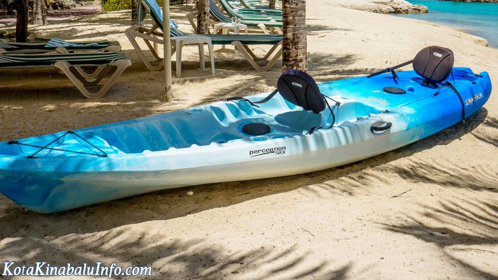 Sea Kayaking - Kota Kinabalu