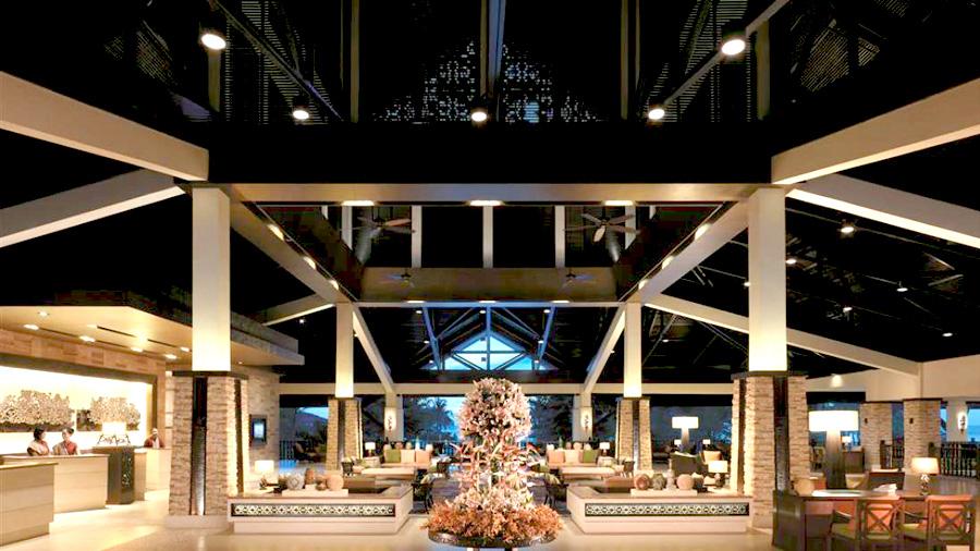 Shangri-La's Rasa Ria Resort &Spa-resturant