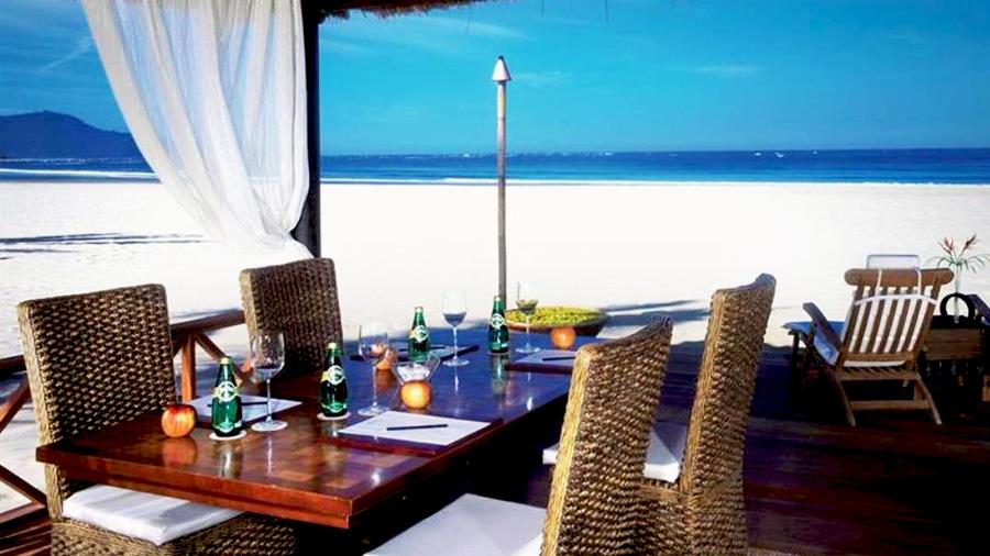 Shangri-la's Rasa Ria Resort beACHVIEW