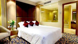 The Klagan Regency Hotel - Bedroom