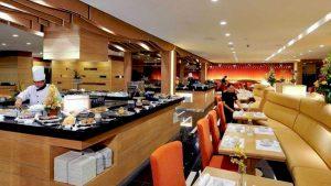 The Klagan Regency Hotel - Restaurant