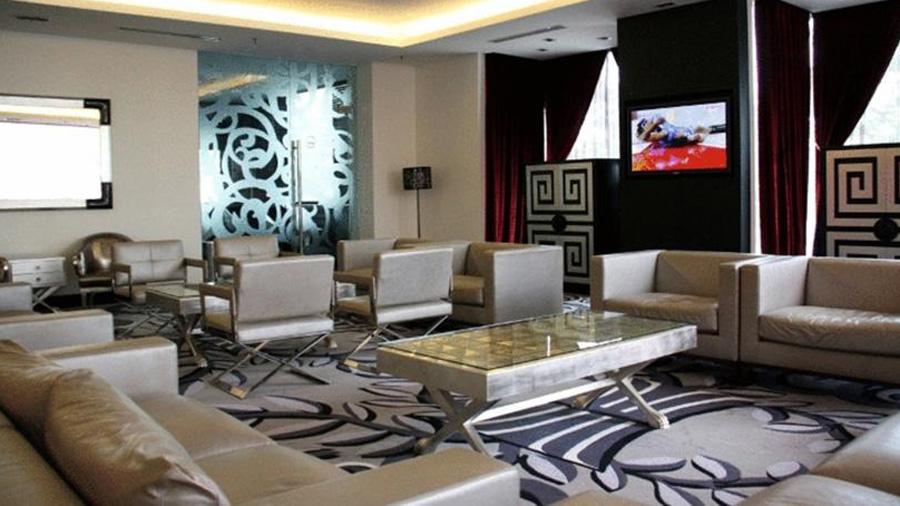 The Palace Hotel - Lobby