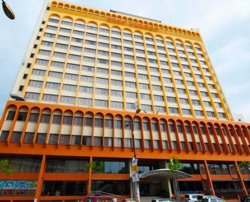 Gaya Centre Hotel-Building