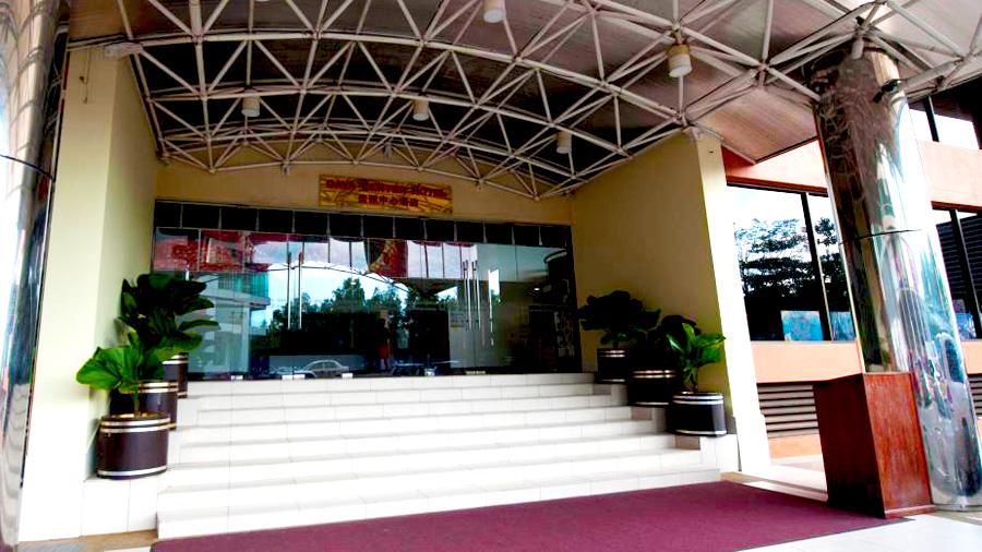Gaya Centre Hotel-Lobby
