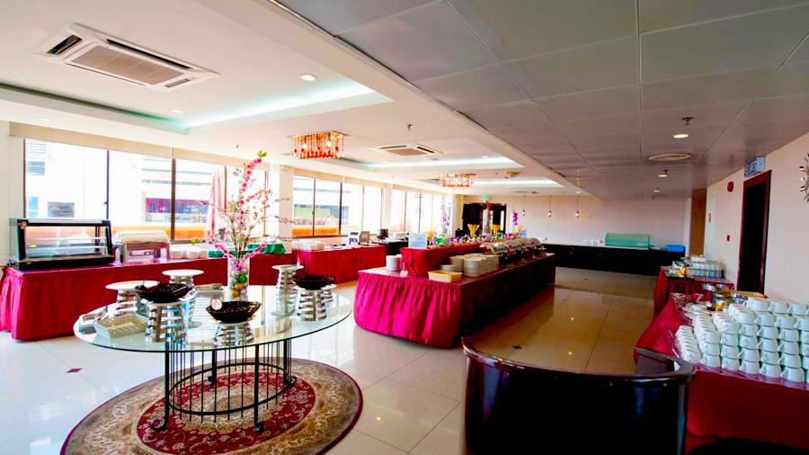 Gaya Centre Hotel - Restaurant