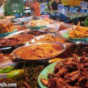 Nightmarket in Penampang
