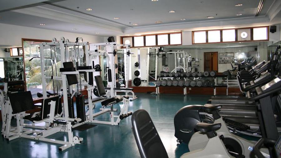 Promenade Hotel Kota Kinabalu - Gym