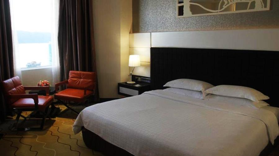 Promenade Hotel Kota Kinabalu - Bedroom