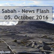 Sabah News Flash - 05. October 2016