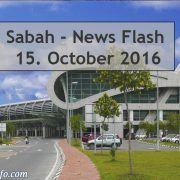 Sabah News Flash - 15. October 2016