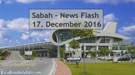 Sabah – News Flash – 17. December 2016