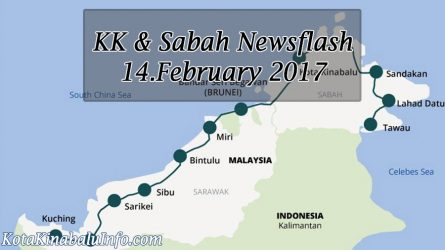 KK & Sabah Newsflash – 14. February 2017