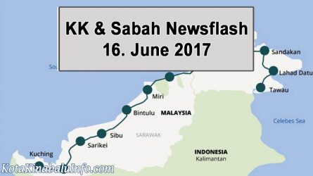 Pan Borneo Highway Project Progressing Smoothly