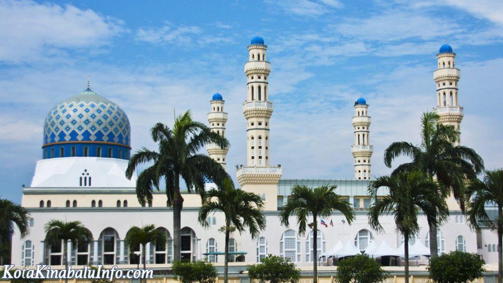 City Mosque Kota Kinabalu