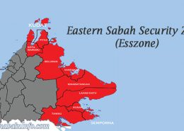 Esszone - Eastern Sabah Security Zone