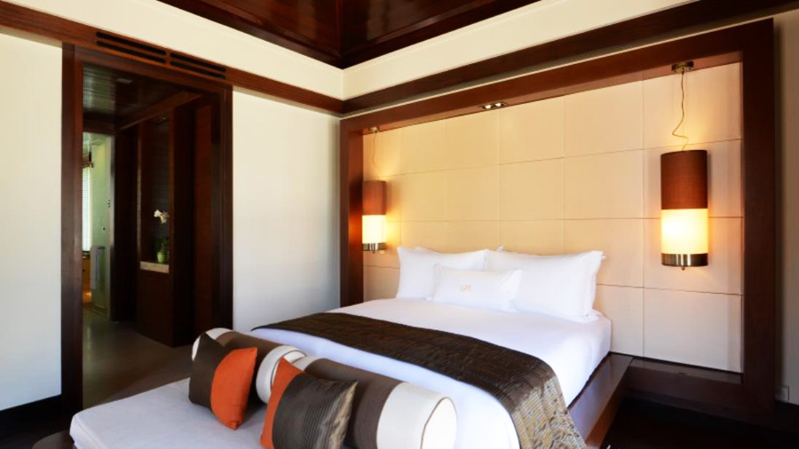 Gaya Island Resort-bedroom
