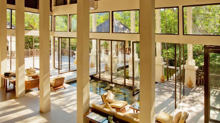 Gaya Island Resort - Lobby