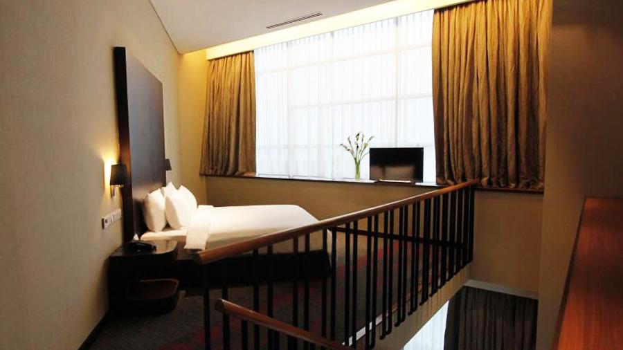 Hotel Grandis- Bed Room