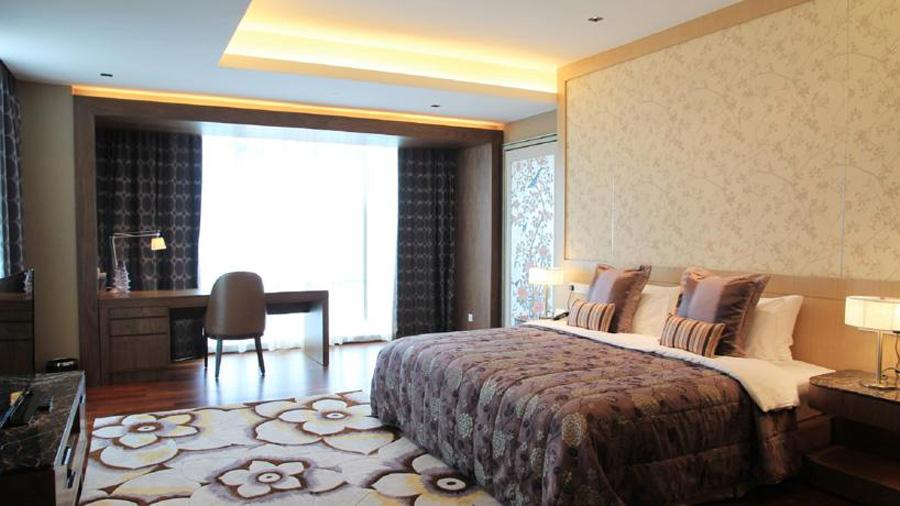 Hotel Grandis - Bedroom