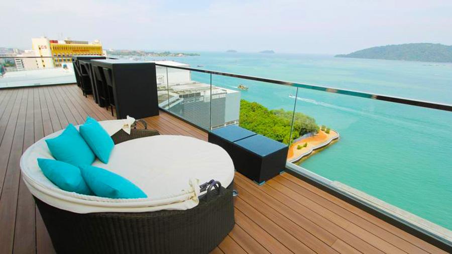 Hotel Grandis - Sea View