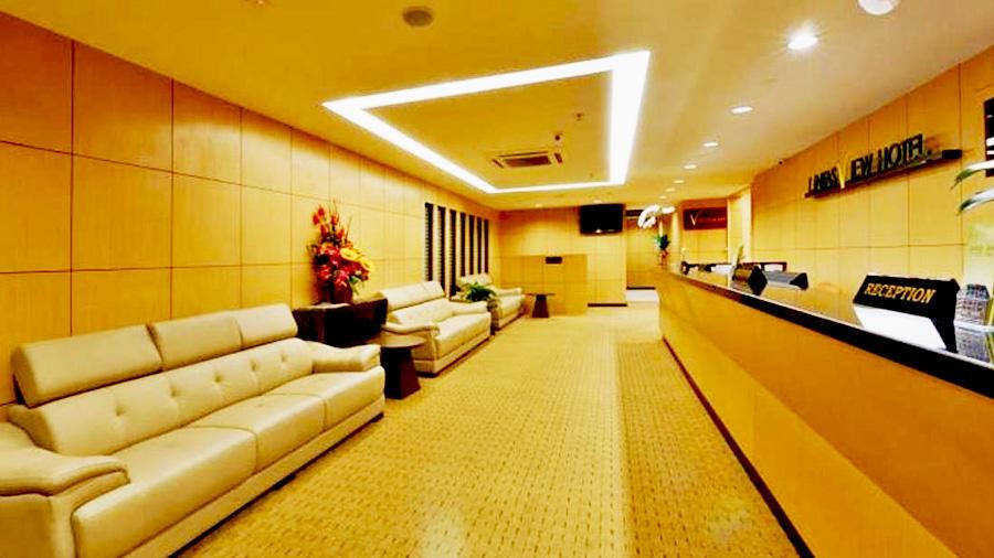 Lintas View Hotel - Lobby