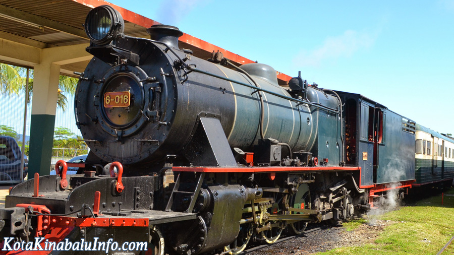 Northern Borneo Railway -1