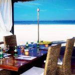 Shangri-La's Rasa RiaResort beach view