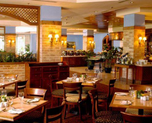 The Pacific Sutera- Restaurant