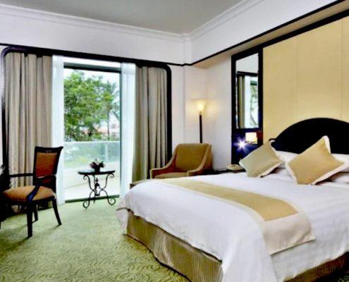 The Pacific Sutera - Bedroom