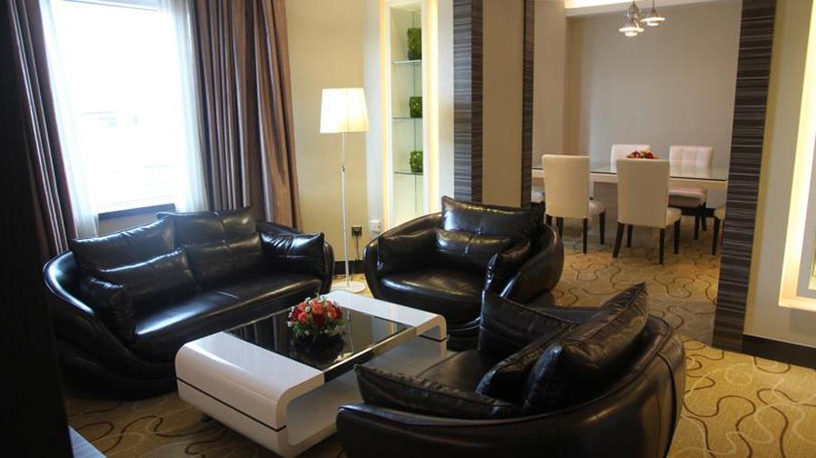 Promenade Hotel Kota Kinabalu - Suite