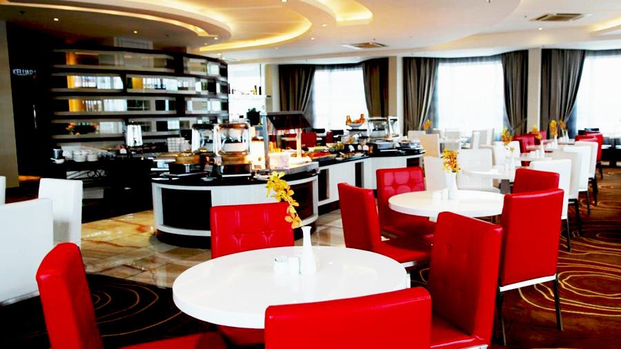 Promenade Hotel Kota Kinabalu - Restaurant