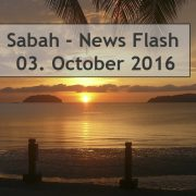 Sabah - News Flash 03. October 2016