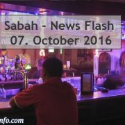 Sabah News Flash - 07. October 2016