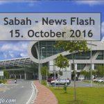 Sabah News Flash - 15. October 2016