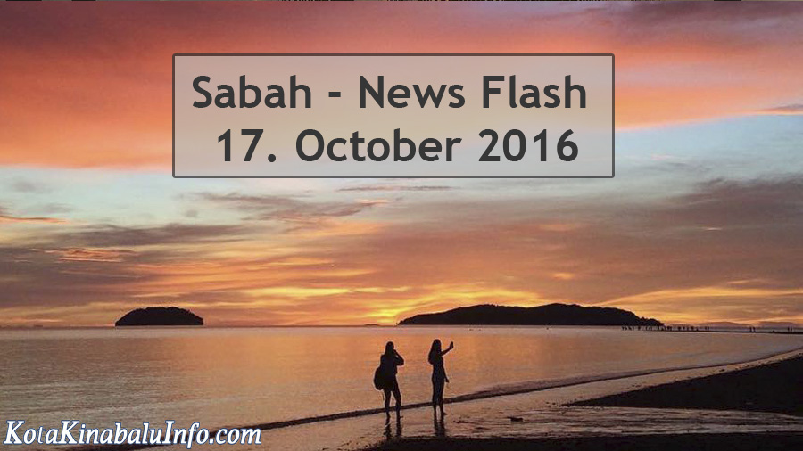 Sabah News - 17. October 2016