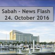 Sabah News Flash - 24 October 2016
