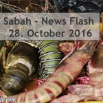 Sabah News Flash - 28 October 2016