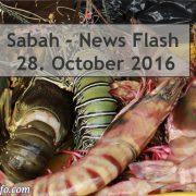 Sabah News Flash - 28 October 2016