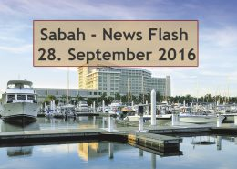 Sabah News Flash - 28. September 2016