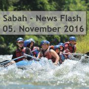 Sabah News Flash - 05 November 2016